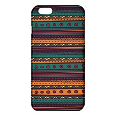 Ethnic Style Tribal Patterns Graphics Vector iPhone 6 Plus/6S Plus TPU Case