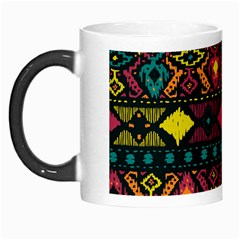 Ethnic Pattern Morph Mugs