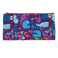 Mo Monsters Mo Patterns Pencil Cases