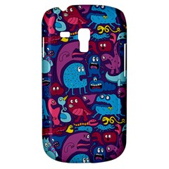 Mo Monsters Mo Patterns Samsung Galaxy S3 MINI I8190 Hardshell Case