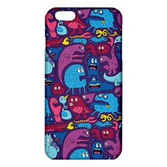 Mo Monsters Mo Patterns iPhone 6 Plus/6S Plus TPU Case