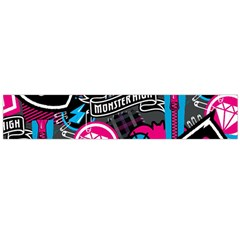 Monster High Flano Scarf (large)