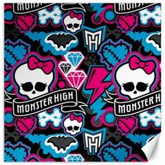 Monster High 03 Canvas 16  X 16