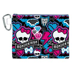 Monster High 03 Canvas Cosmetic Bag (XXL)