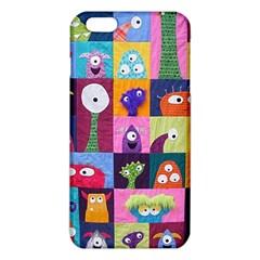 Monster Quilt iPhone 6 Plus/6S Plus TPU Case