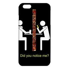 Pict Man iPhone 6 Plus/6S Plus TPU Case