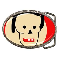 Face Belt Buckles