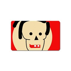 Face Magnet (Name Card)