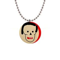 Face Button Necklaces