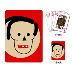 Face Playing Card