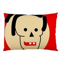 Face Pillow Case (Two Sides)