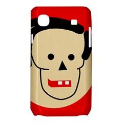 Face Samsung Galaxy SL i9003 Hardshell Case