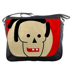 Face Messenger Bags