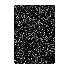 Black and white magic Kindle 4