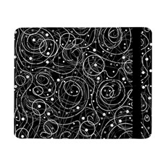 Black and white magic Samsung Galaxy Tab Pro 8.4  Flip Case