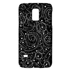 Black and white magic Galaxy S5 Mini