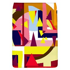 Colorful abstraction Flap Covers (L)