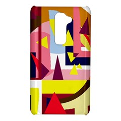 Colorful abstraction LG G2