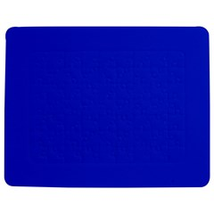 Persian Blue Colour Jigsaw Puzzle Photo Stand (Rectangular)