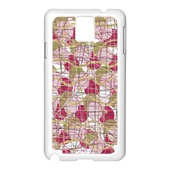 Decor Samsung Galaxy Note 3 N9005 Case (White)