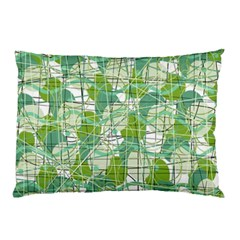 Gray decorative abstraction Pillow Case (Two Sides)