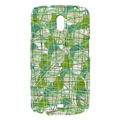 Gray decorative abstraction Samsung Galaxy Nexus i9250 Hardshell Case
