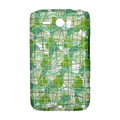 Gray decorative abstraction HTC ChaCha / HTC Status Hardshell Case