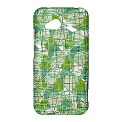 Gray decorative abstraction HTC Droid Incredible 4G LTE Hardshell Case