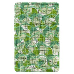 Gray decorative abstraction Kindle Fire (1st Gen) Hardshell Case