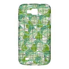 Gray decorative abstraction Samsung Galaxy Premier I9260 Hardshell Case