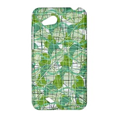 Gray decorative abstraction HTC Desire VC (T328D) Hardshell Case