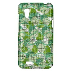 Gray decorative abstraction HTC Desire VT (T328T) Hardshell Case