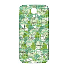 Gray decorative abstraction Samsung Galaxy S4 I9500/I9505  Hardshell Back Case
