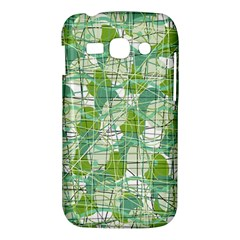 Gray decorative abstraction Samsung Galaxy Ace 3 S7272 Hardshell Case
