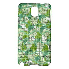 Gray decorative abstraction Samsung Galaxy Note 3 N9005 Hardshell Case