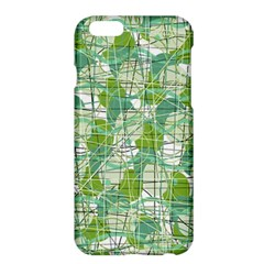 Gray decorative abstraction Apple iPhone 6 Plus/6S Plus Hardshell Case