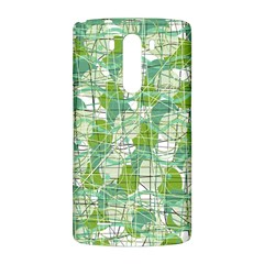 Gray decorative abstraction LG G3 Back Case