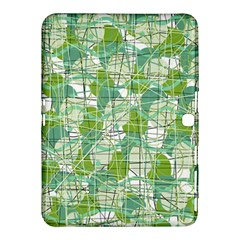 Gray decorative abstraction Samsung Galaxy Tab 4 (10.1 ) Hardshell Case