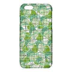 Gray decorative abstraction iPhone 6/6S TPU Case
