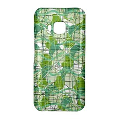 Gray decorative abstraction HTC One M9 Hardshell Case