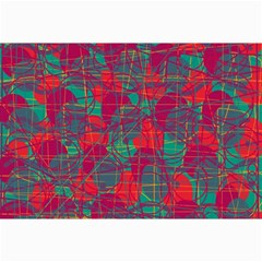 Decorative Abstract Art Collage Prints