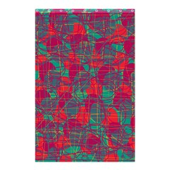 Decorative abstract art Shower Curtain 48  x 72  (Small)
