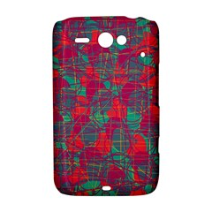 Decorative abstract art HTC ChaCha / HTC Status Hardshell Case