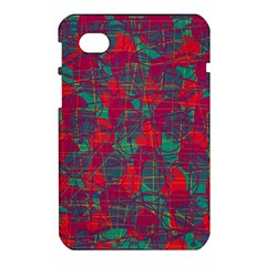 Decorative abstract art Samsung Galaxy Tab 7  P1000 Hardshell Case