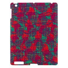 Decorative abstract art Apple iPad 3/4 Hardshell Case