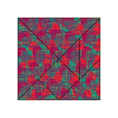 Decorative abstract art Acrylic Tangram Puzzle (4  x 4 )