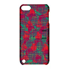 Decorative abstract art Apple iPod Touch 5 Hardshell Case with Stand