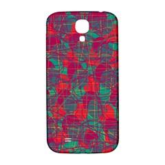 Decorative abstract art Samsung Galaxy S4 I9500/I9505  Hardshell Back Case