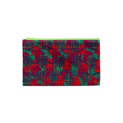 Decorative abstract art Cosmetic Bag (XS)