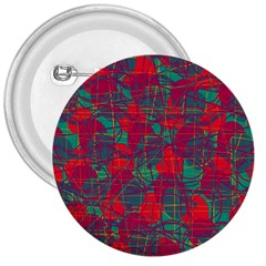 Decorative abstract art 3  Buttons